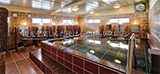 旅の疲れを癒す空間 サンプラザホテルの「大浴場」